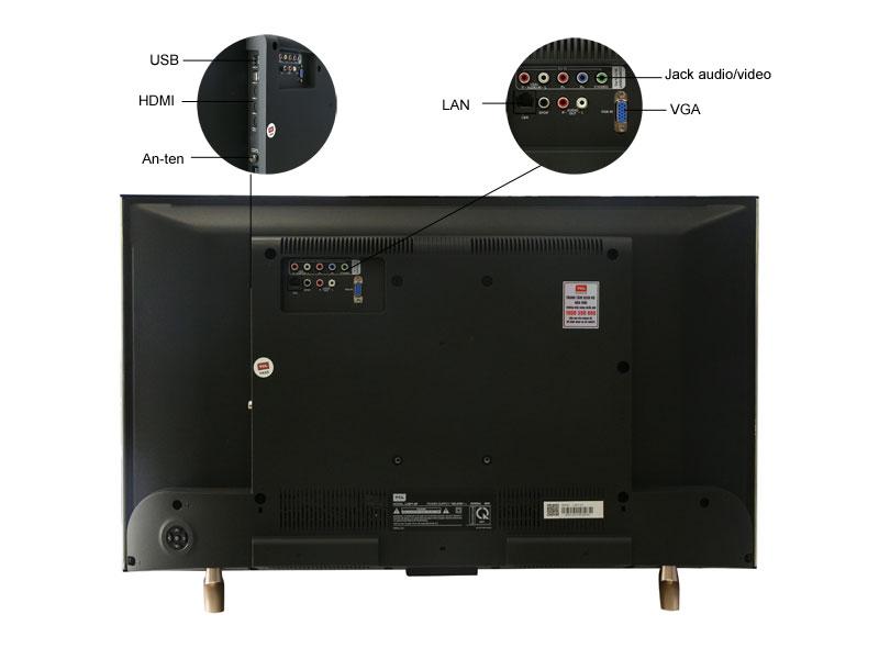 Tivi LED TCL 43P1