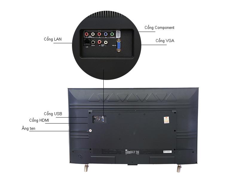 Tivi LED TCL 48P1