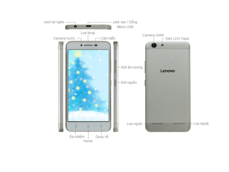 Lenovo K5 LNA6020S