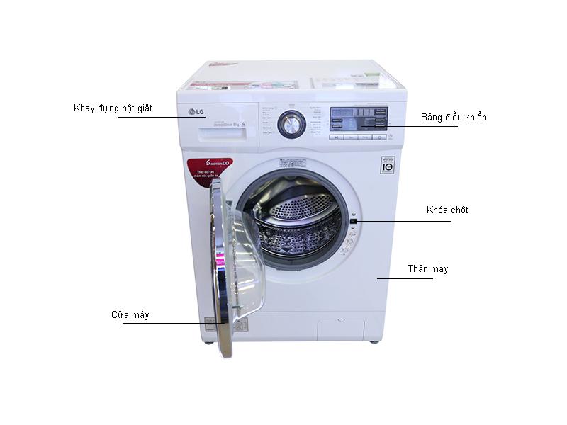 Máy giặt LG F1408NM2W