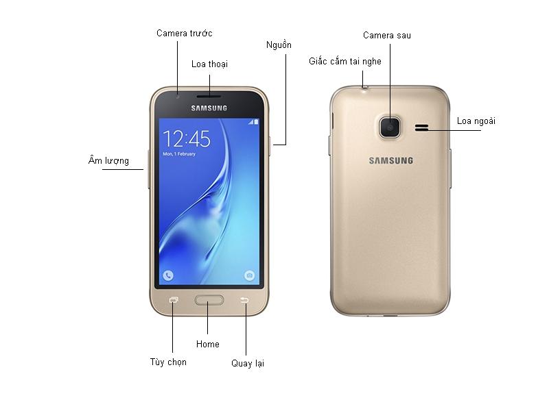 Samsung Galaxy J105