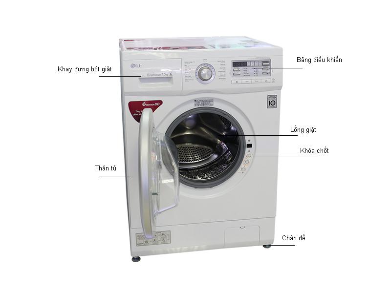 Máy giặt LG F1475NMPW