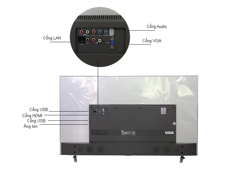 TIVI LED TCL L50C1UF