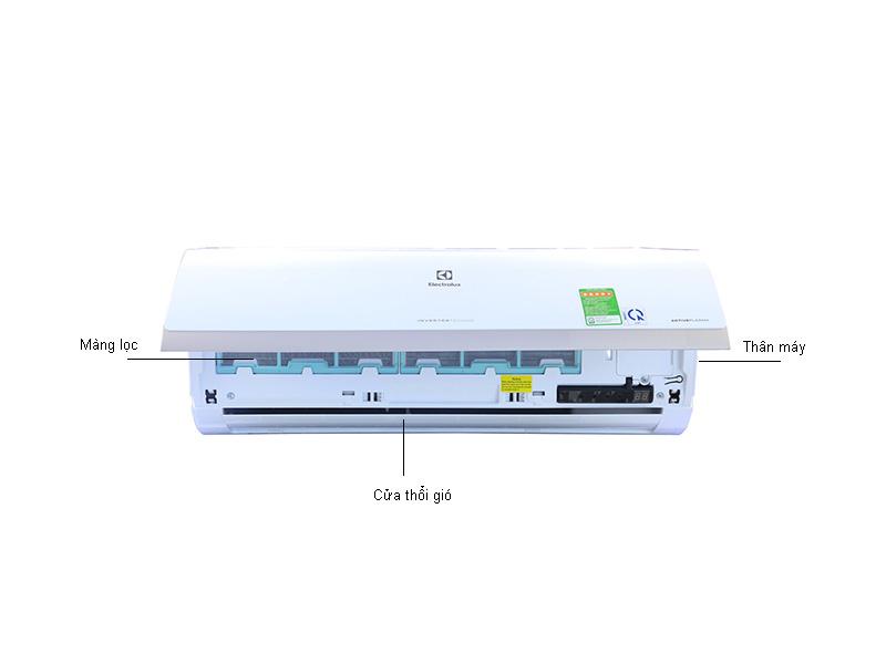 Điều hòa 1 chiều Inverter Electrolux  ESV09CRKA1