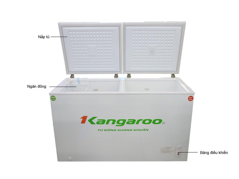 Tủ đông Kangaroo KG468C2