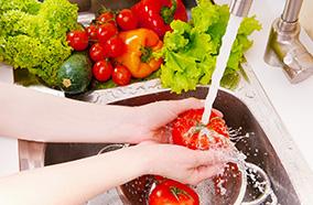 Sử dụng nước trực tiếp từ vòi