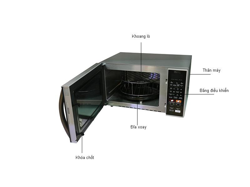Lò vi sóng Sharp RC900VNS