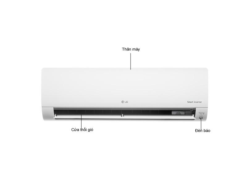 Điều Hòa 1 Chiều Inverter LG V10APQN 9.2000BTU