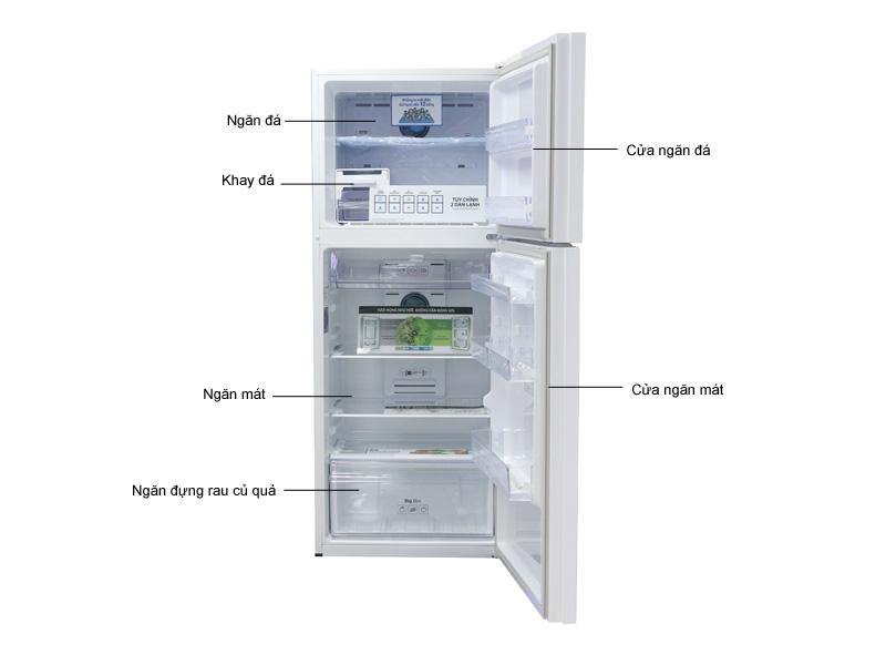 Tủ lạnh Samsung Inverter RT35K50321J