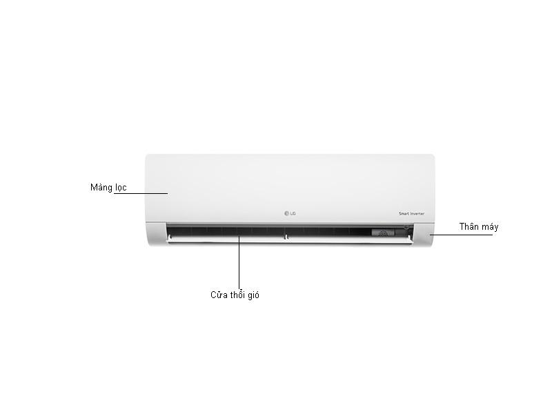 Điều hòa 1 chiều Inverter LG V10ENDN