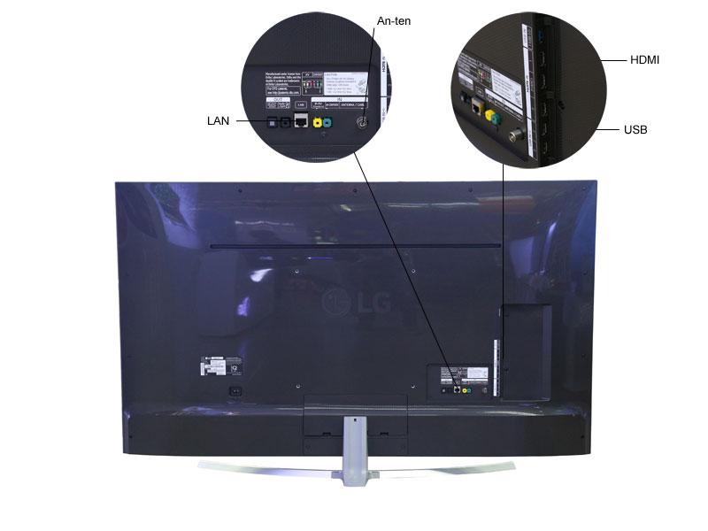 Tivi Led LG 55UH770T