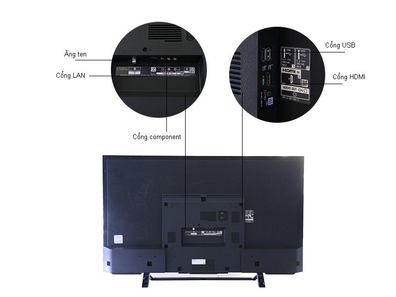 Tivi Led Sony KDL43W750D