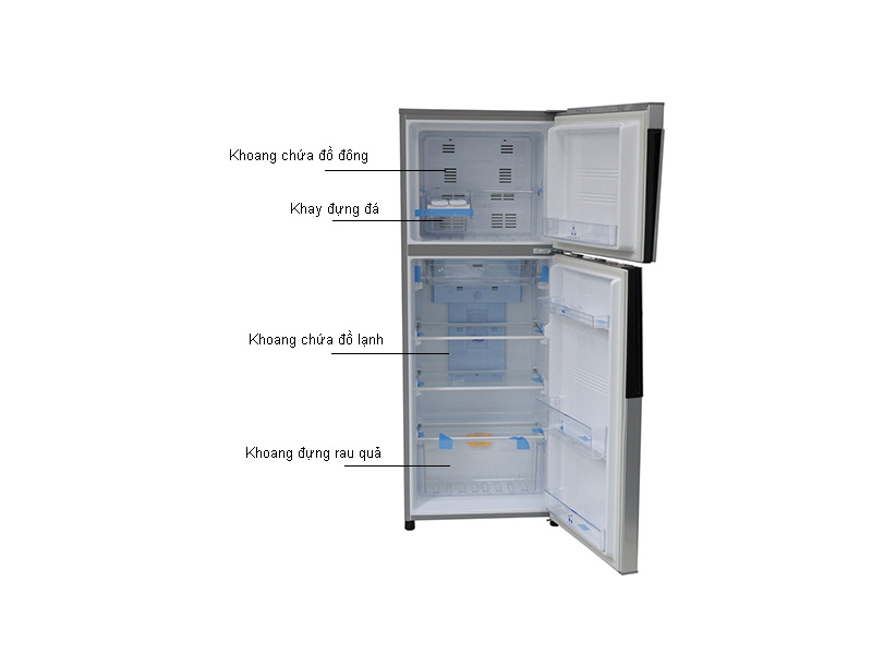 Tủ lạnh Inverter Aqua AQRI255ANSN