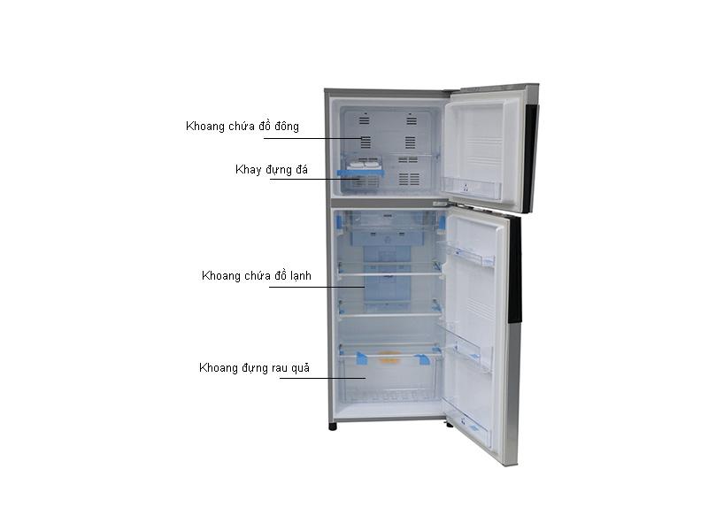Tủ lạnh Inverter Aqua AQRI285ANSN