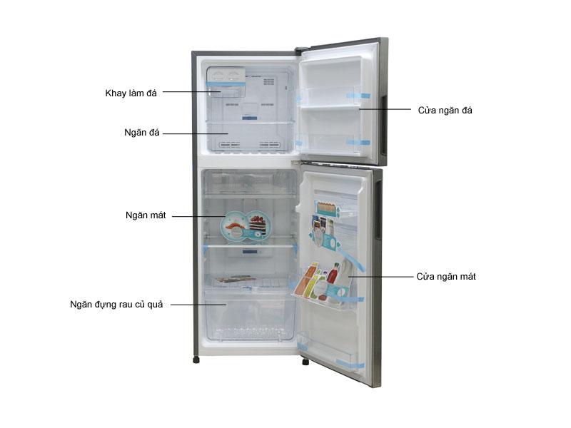 Tủ lạnh Electrolux ETB2302MG