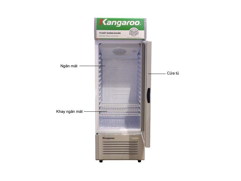 Tủ Mát Kangaroo KG228AT 228L