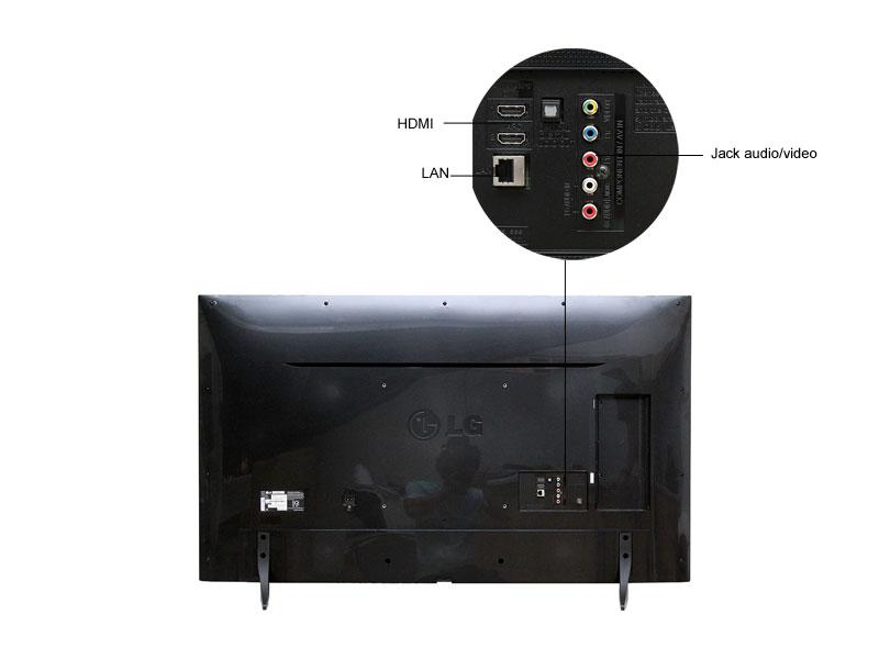 Tivi Led LG 55UH600T