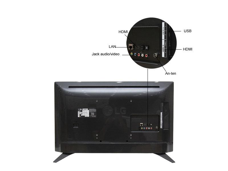 Tivi Led LG 32LH604D