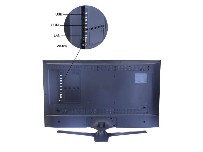 Tivi Samsung 4K UHD UA55KU6000KXXV 55 Inch