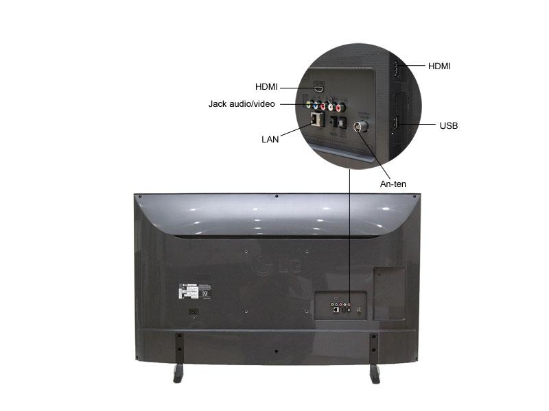 TIVI LED LG 49LH570T - 49 inch