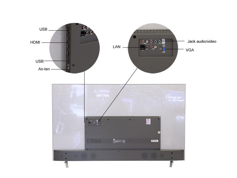 Tivi LED TCL 55C1UF