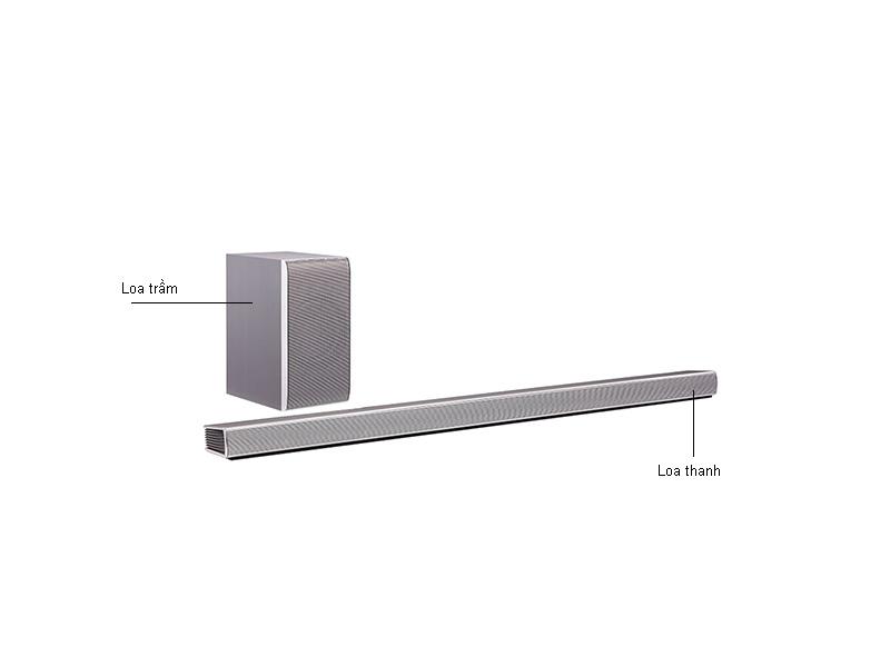 Dàn âm thanh Sound Bar LG SH8
