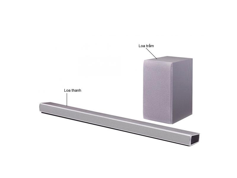 Dàn âm thanh Sound Bar LG SH5