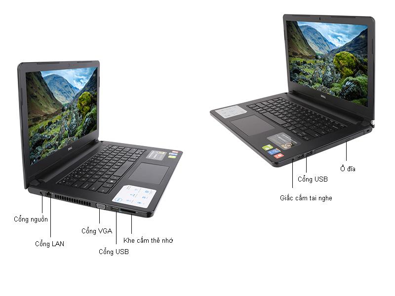 Laptop Dell Vostro V3458-70077305