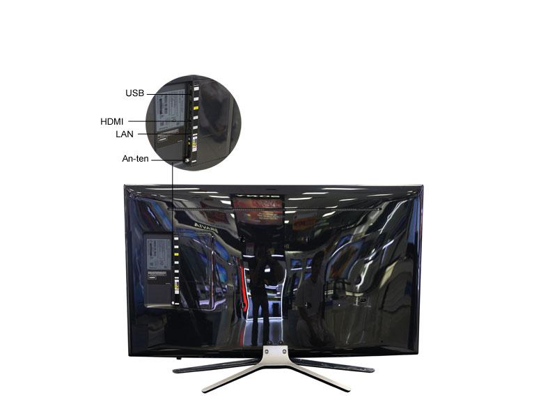 Tivi Led màn hình cong Samsung UA49K6300