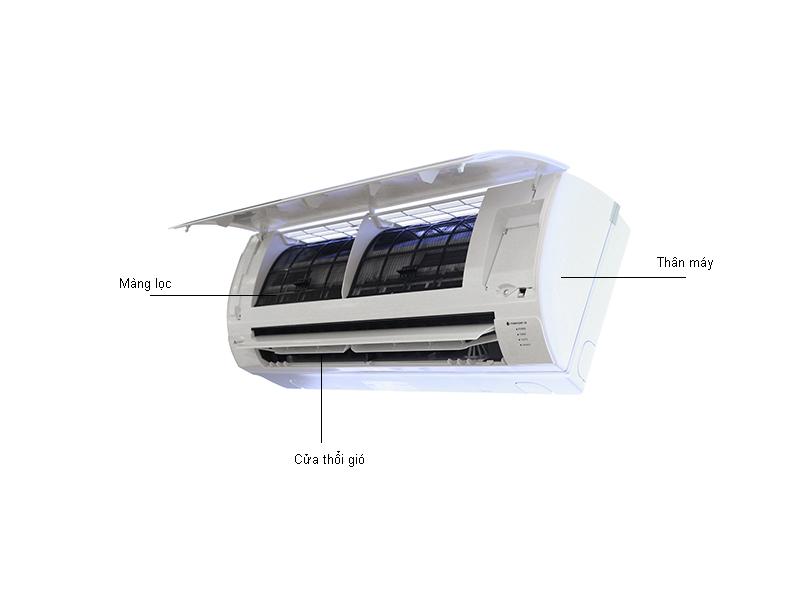 Điều Hòa Panasonic 2 Chiều 18000BTU CSYZ18SKH8 Inverter