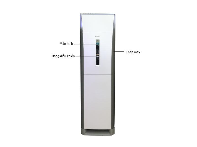 Điều hòa tủ đứng 2 chiều Inverter Panasonic CSE28NFQ