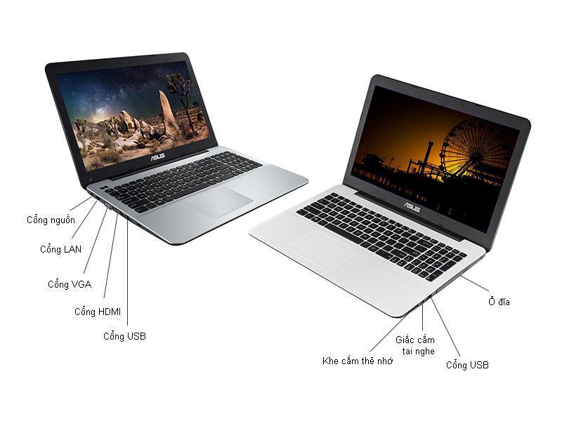 Nhận xét máy tính xách tay Hãng Asus – Thiết kế hiện đại, cấu hình vượt trội - 188432