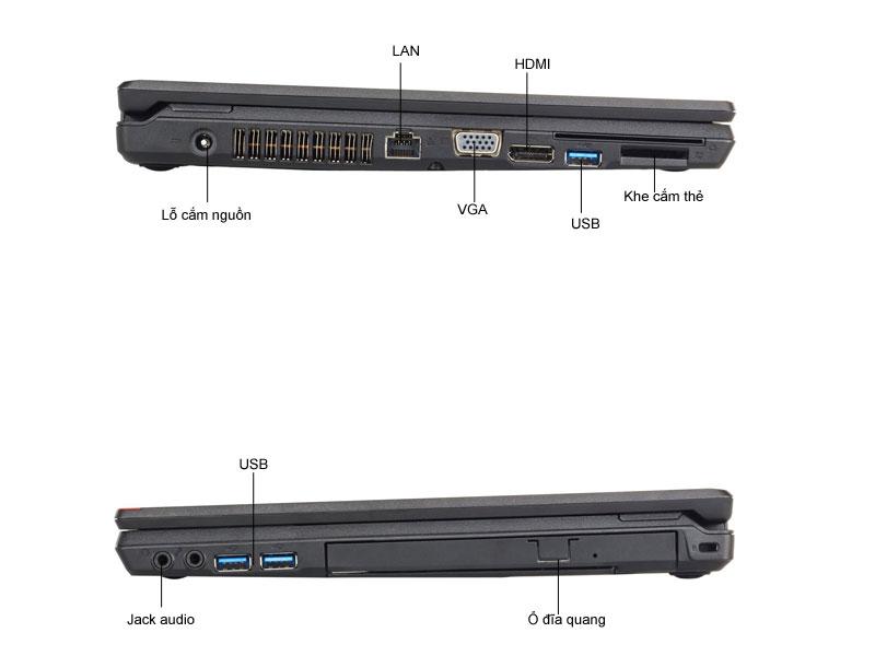 Laptop Fujitsu Lifebook E546VN-10065