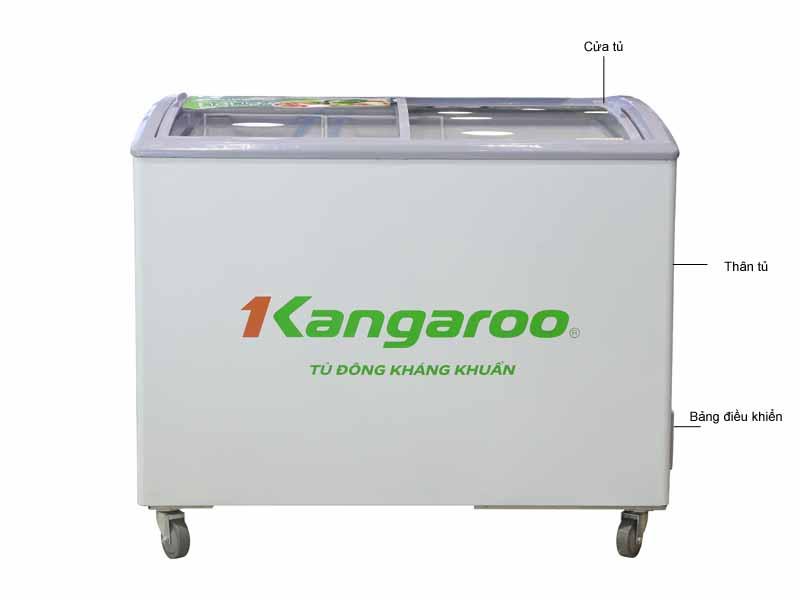 Tủ đông Kangaroo KG308A1