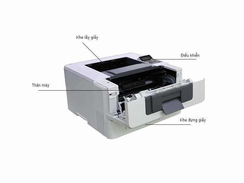 Máy in HP LaserJet Pro 400 M402N