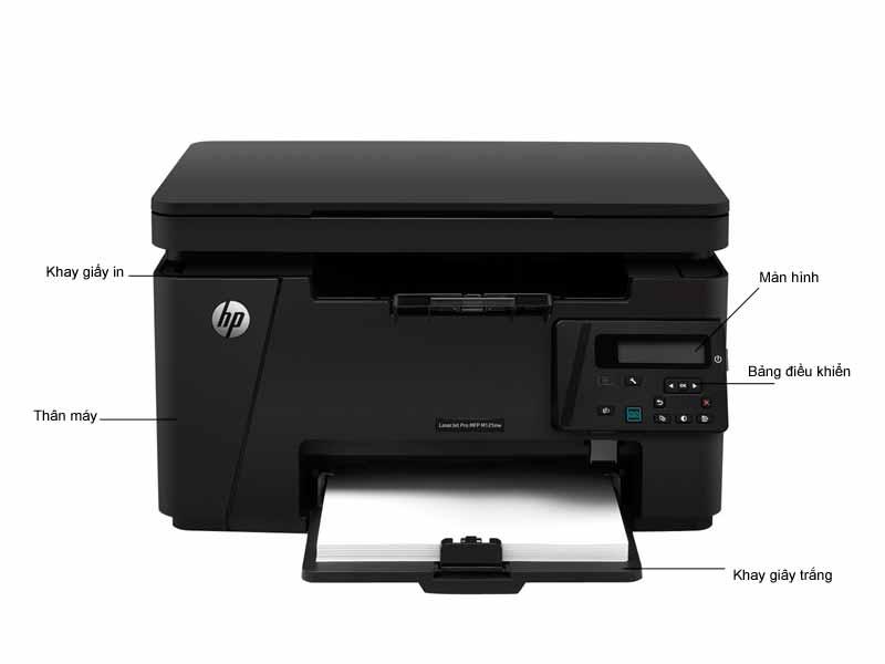 Máy in HP LaserJet Pro M125NW