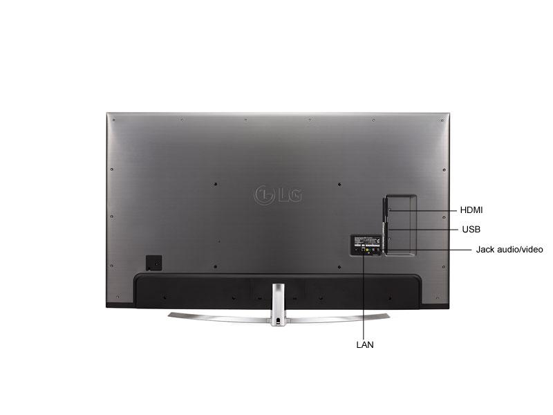 TIVI LED LG 75UH656T