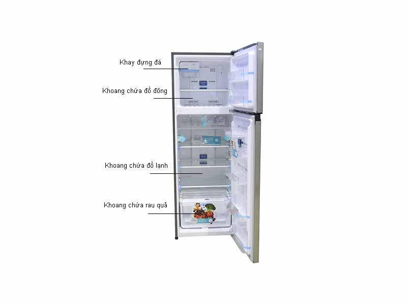 Tủ lạnh Inverter Electrolux ETB3500MG