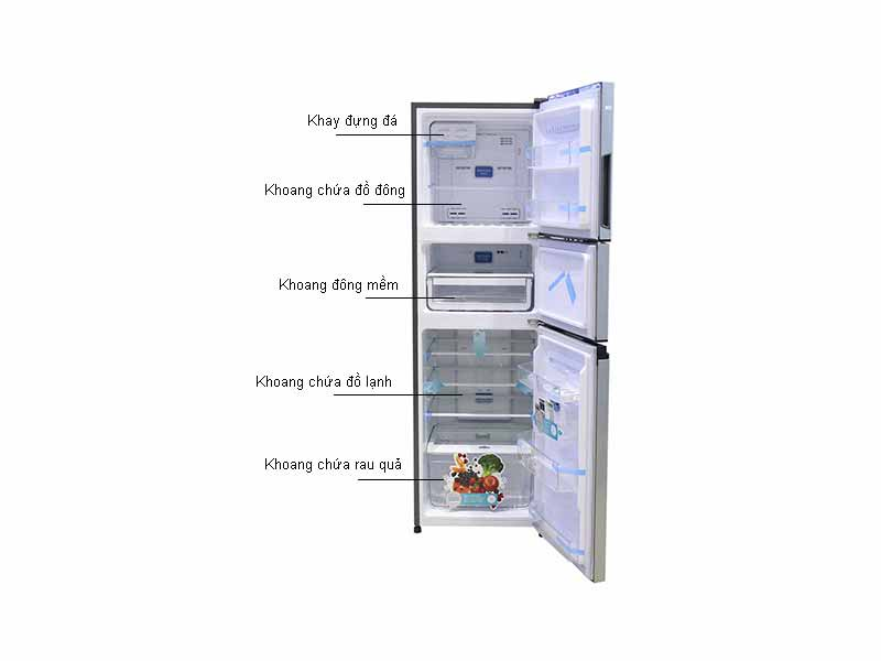 Tủ lạnh Inverter Electrolux EME2600MG