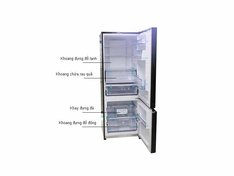 Tủ Lạnh Inverter Panasonic NR-BV368GKVN 322L