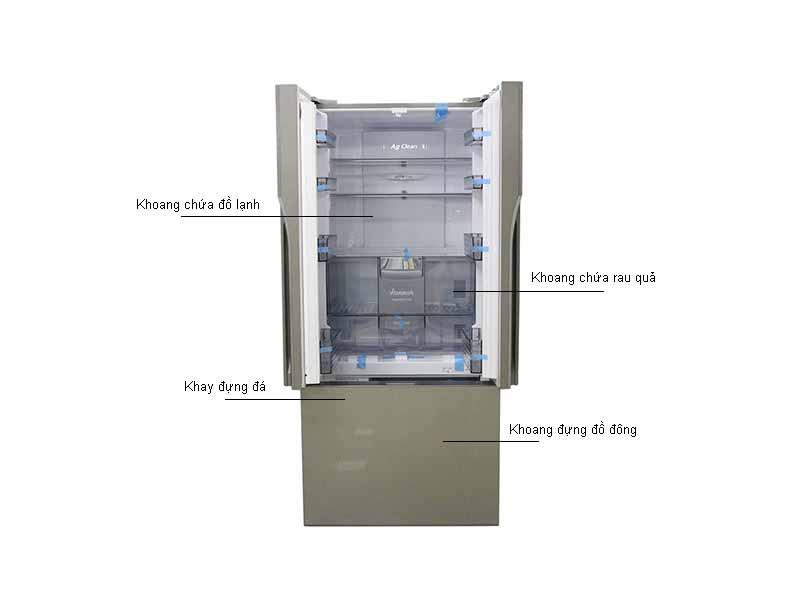 Tủ lạnh Inverter Panasonic NRCY557GSVN