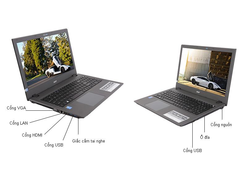 Laptop Acer E5-573G-396X