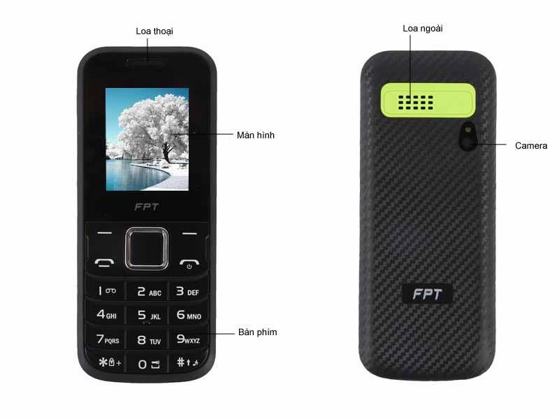 Điện thoại FPT C1
