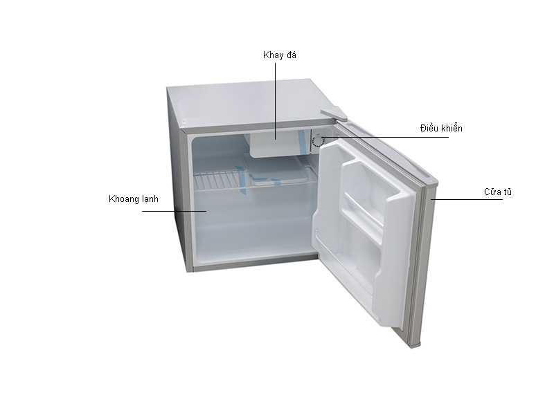 Tủ Lạnh Mini Midea HS65SN 60L