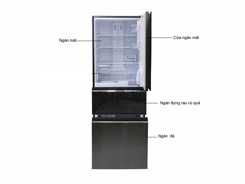 Tủ Lạnh Inverter Mitsubishi MRCX46EJBRWV