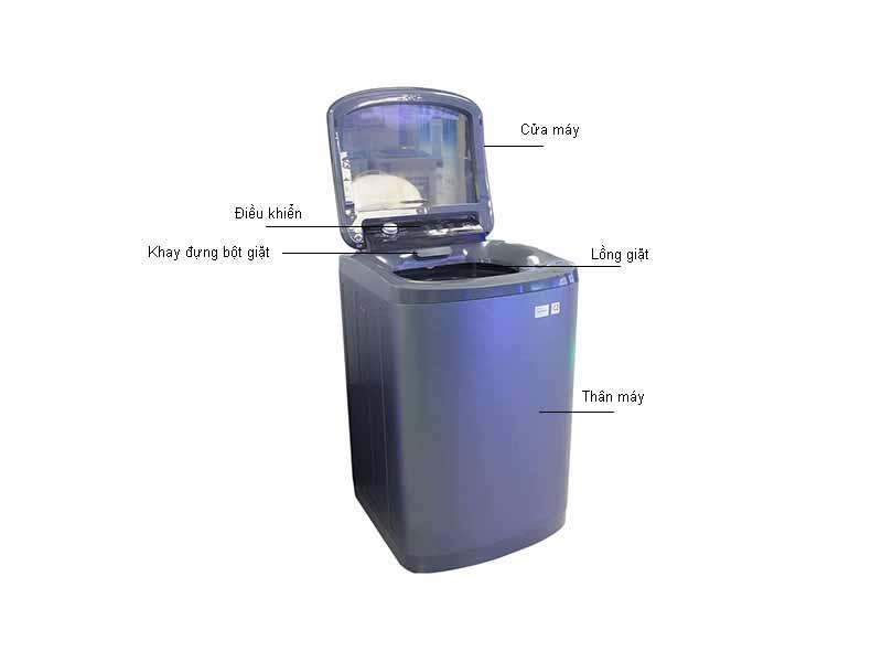 Máy giặt Electrolux EWT8741G