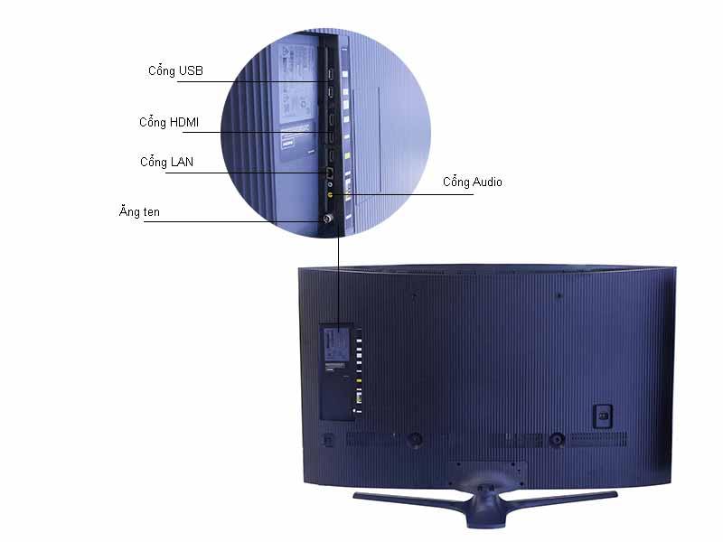 TIVI LED Samsung UA65KU6100 65inch