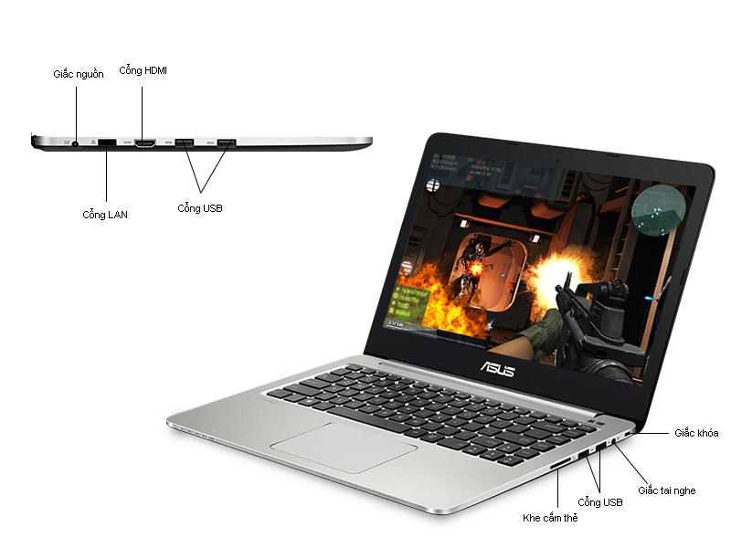 Laptop  Asus K401LB-FR119D