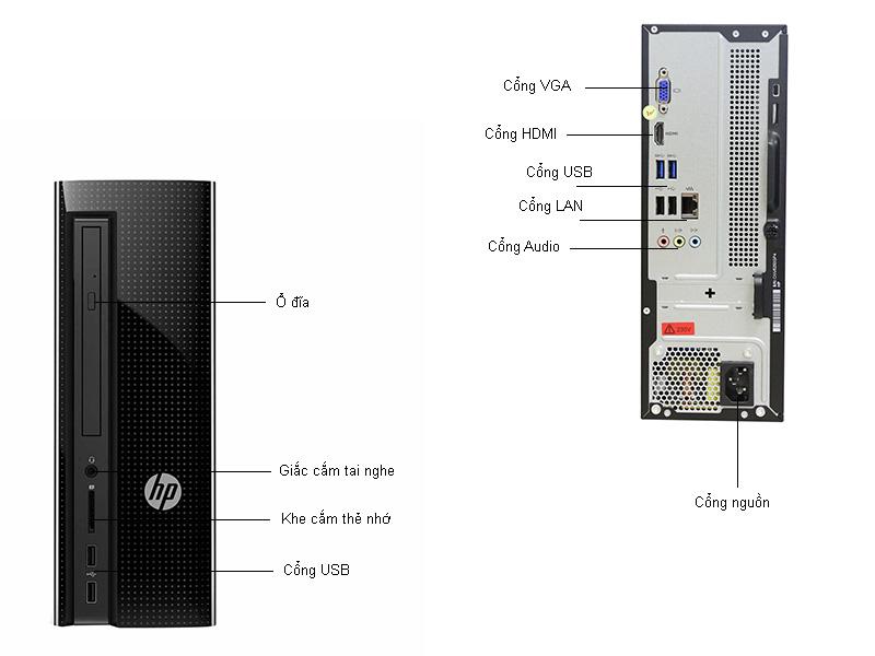 Máy tính để bàn HP 260-P029l