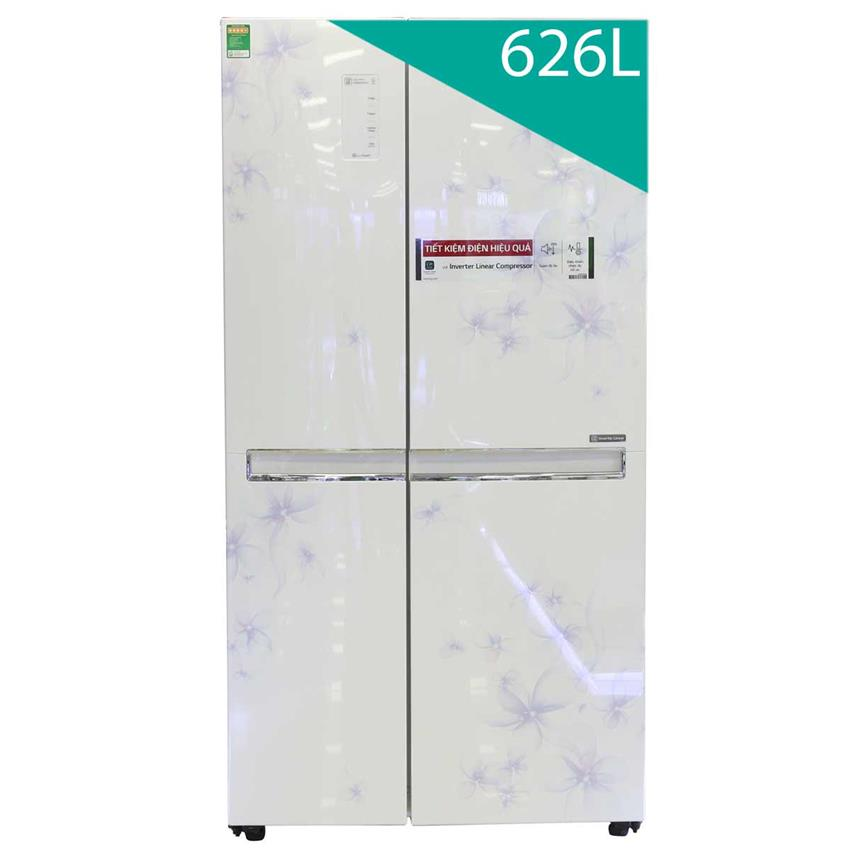 Tủ lạnh Side By Side LG GR B247JP 687L Inverter